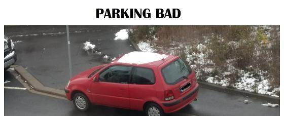 Parking Bad