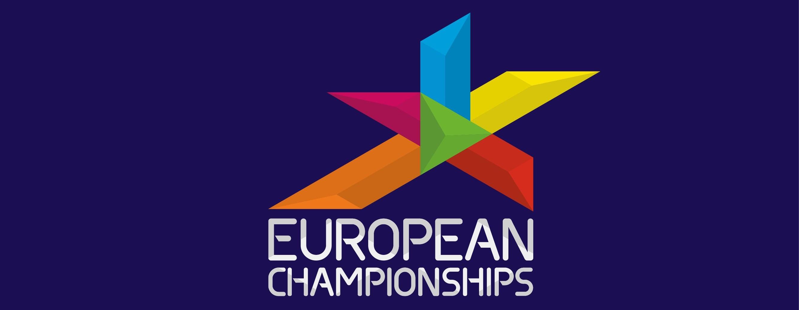 European Championships Logo