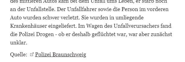 Textauszug von Stern.de