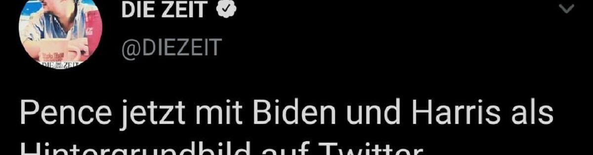 Tweet Zeit